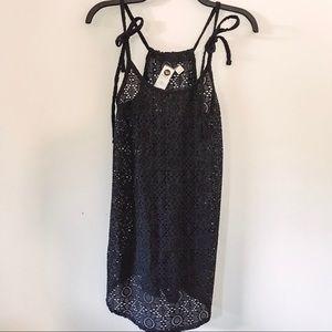 Roxy Black Swimsuit Coverup